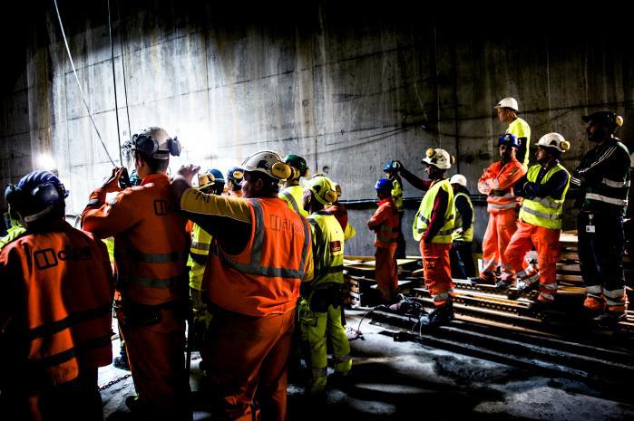 I sidste uge politianmeldte fagforbundet 3F to italienske virksomheder, der er underleverandører på metrobyggeriet i København, letbanen i Aarhus og angiveligt også udvidelsen af jernbaneforbindelsen mellem København og Ringsted, for kokainsmugling