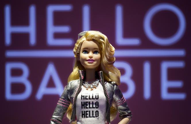 Hello Barbie er for nylig blevet lanceretmed forbedret talegenkendelse.