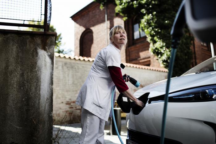grøn omstilling elbiler afgifter grøn energi