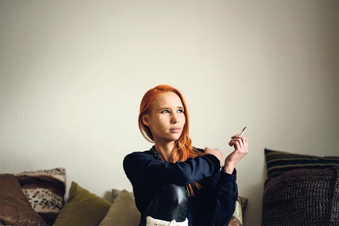 Michella Ermark har lidt af anoreksi i 17 år. Uden hjælp fra systemet tror hun ikke, at hun ville være her i dag