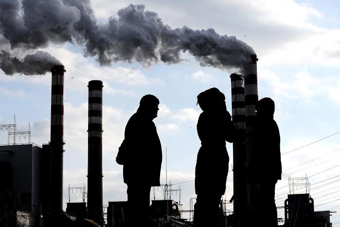 CO2-udledning grøn omstilling klima og miljø CO2-kvoter