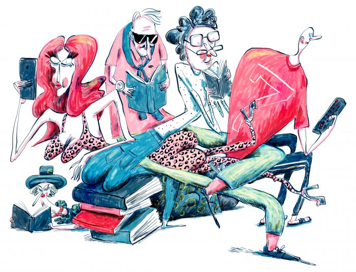 Sociale markører har ikke kun betydning for, om vi læser, og hvad vi læser – de har også betydning for, hvordan vi læser
