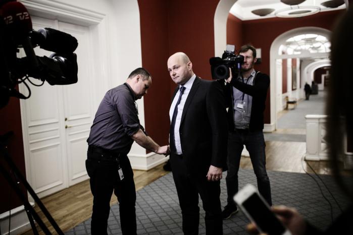 Søren Pape Poulsen erkendte i går for første gang i helt klare vendinger, at de nuværende regler for logning står i modstrid med EU-dom
