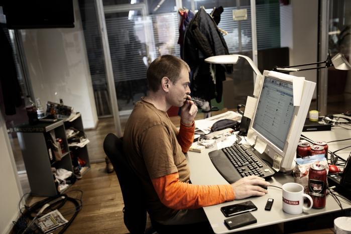 Med omkring 10.000 kommentarer hver dag har Ekstra Bladet det største og mest aktive debatforum på nogen dansk avis. Langt større og med langt flere aktive brugere end for eksempel information.dk, siger redaktør på Nationen Thomas Haarder.
