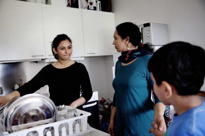 Blandt de ni personer, som i perioden 2013-16 har fået opholdstilladelse med henvisning til barnets tarv, er en indisk familie på tre personer, som Information tidligere har beskrevet, dengang de i ni år boede i asylcentret i Kongelunden og ventede på en afgørelse.