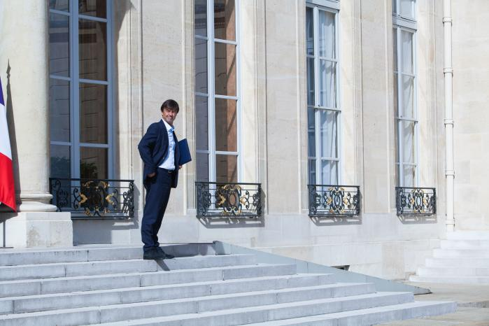 Hulot er tidligere tv-stjerne og nu Frankrigs miljøminister, der skal føre landets ambitiøse klimapolitik ud i livet.