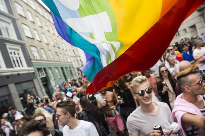 Danmarks Radios ansatte må gerne deltage i Copenhagen Pride. Men de bør ikke bære tøj eller skilte med DR's logo. Ifølge Danmarks Radios etikchef, Inger Bach, kan man ikke bevare sin journalistiske uafhængighed og samtidig deltage i homoparaden