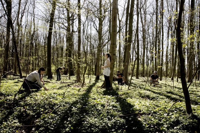 'Vi vil åbne de private skove op, så mange flere mennesker får adgang til naturen, og så voksne og børn kan opleve og nyde den,' siger Enhedslistens miljøordfører, Maria Gjerding.