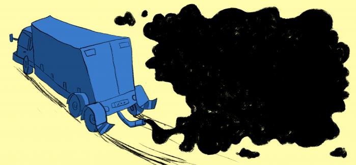 Europas lastbiler udfordrer den grønne omstilling. For mens der er optimisme på elbilernes vegne, er der lange udsigter til at kunne gøre batterier små og billige nok til, at de kan forsyne lastbilerne med strøm på deres lange ruter