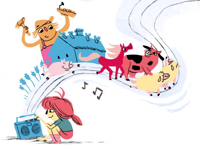 Der findes morgensange, fødselsdagssange, godnatsange, spejdersange, rundkredssange, alfabetsange, sange om at være en god kammerat, drillesange og den der duksede farvelsang, man sang, når man satte stolen op efter sidste time. Men hvad skal en god børnesang kunne?
