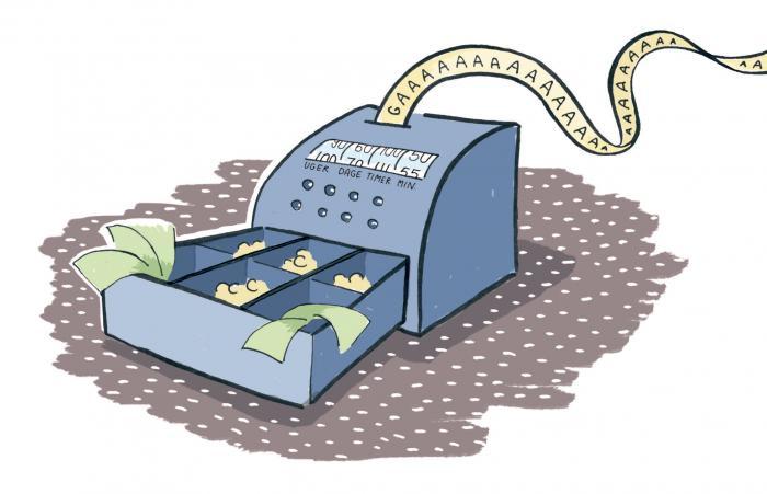 ordsprog om penge massage hammel