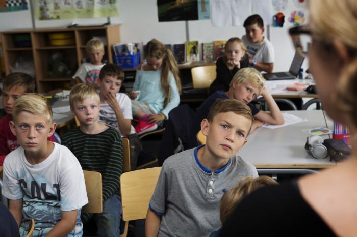 Billedresultat for skoleelever billeder efter reformen