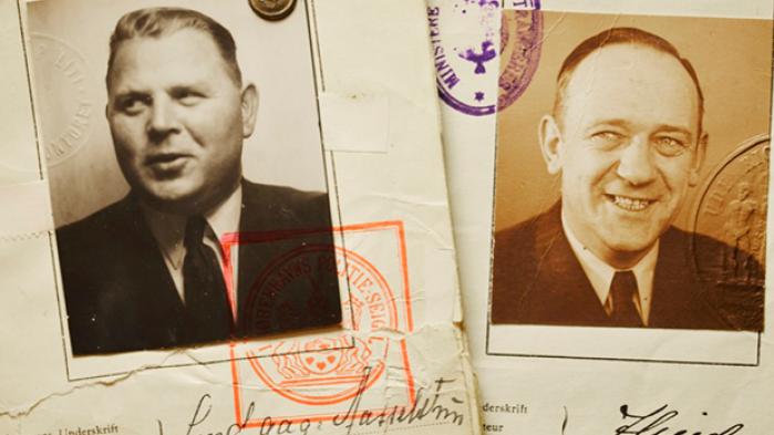 En hidtil ukendt og strengt fortrolig dagbog fra Anders B. Nørgaard og Poul Dalgård viser, hvordan de to journalister  i efteråret 1948 kom på sporet af, at der var en anonym bagmand – Edderkoppen. På grundlag af dagbogen følger Information i hælene på de to journalister, da de i november-december 1948 trængte ned i den københavnske underverden.