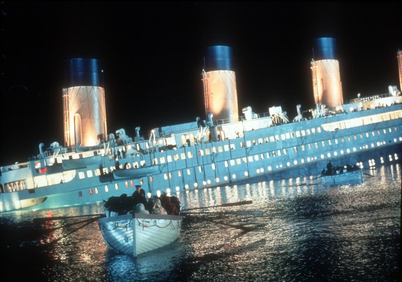 Vi flytter dækstole på Titanic' | Information