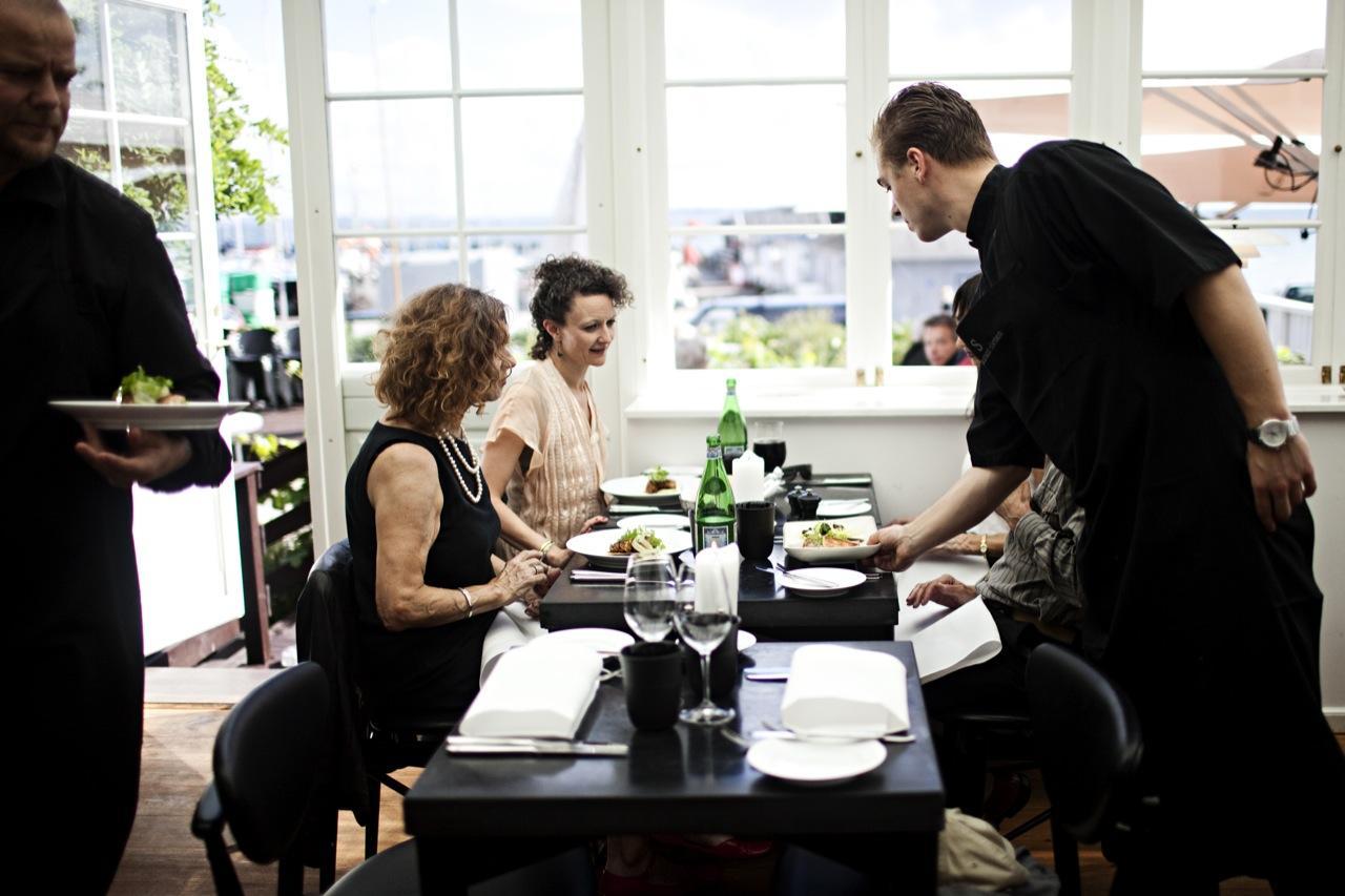 Madanmeldelse af Restaurant Sletten fra information.dk