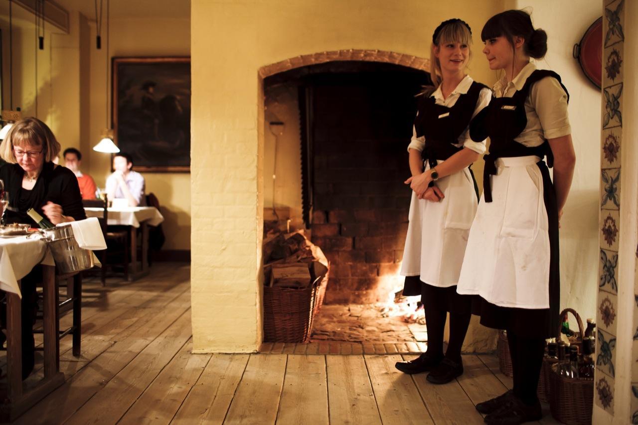 Madanmeldelse af Restaurant Peder Oxe fra information.dk