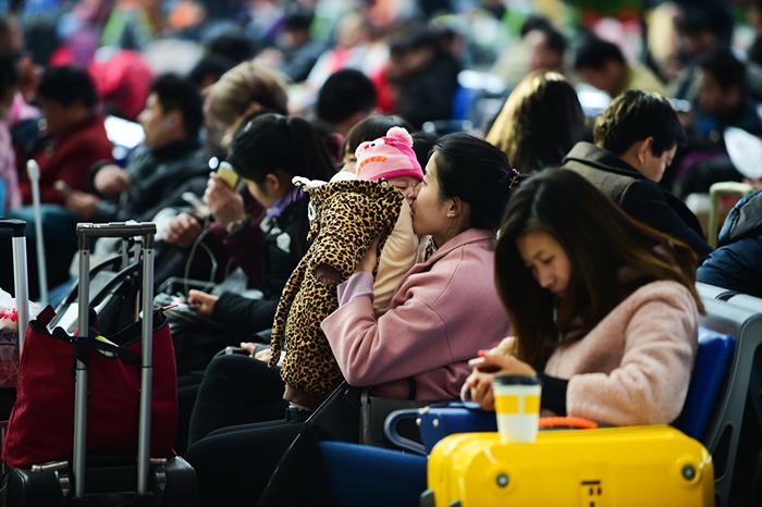 I Kina slår de kvinder | Information
