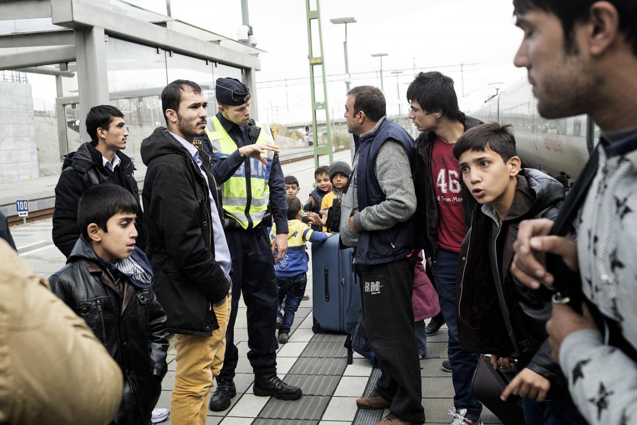 svensk indvandring til danmark