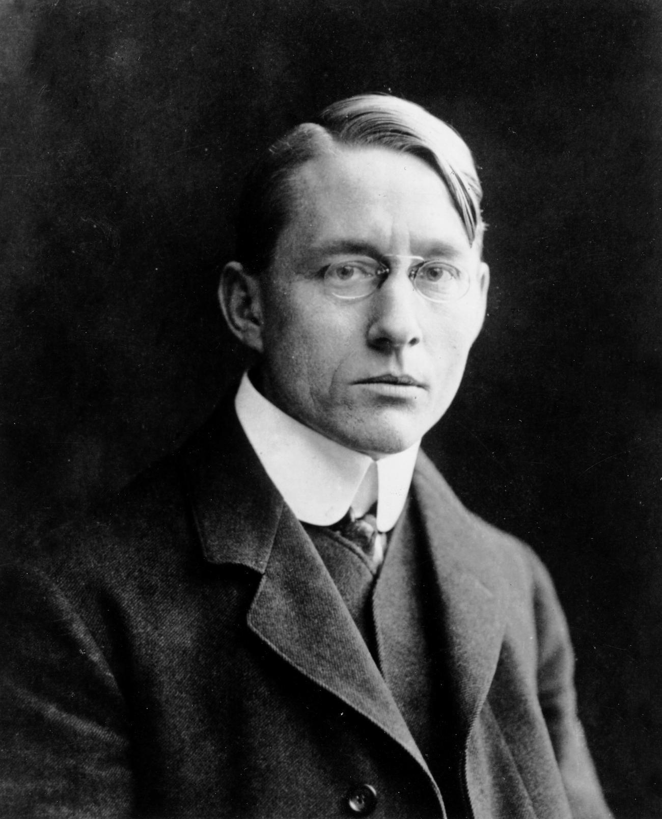Carsten Jensen: Johannes V. Jensen var forslugen og umættelig på syner, verdener, viden, indtryk ...