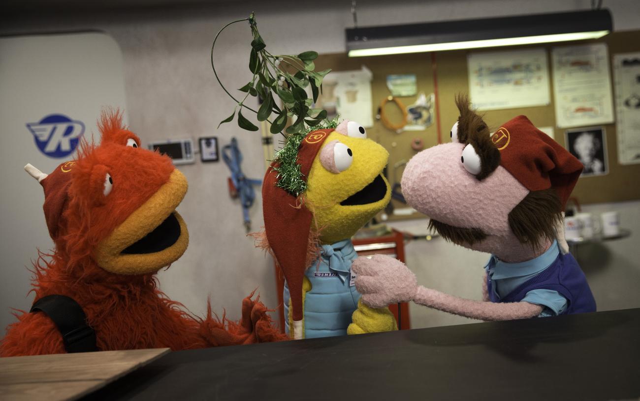 Julekalender på DR Ramasjang: Muppet-mysterie for børn og deres voksne | Information