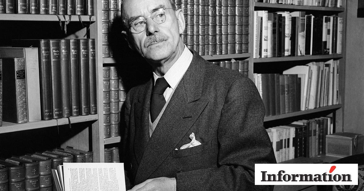 Person Thomas Mann Information