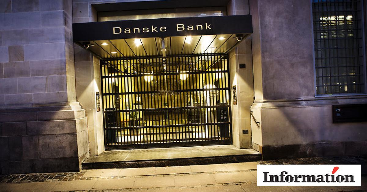 Lugten omkring Danske Bank er utålelig | Information