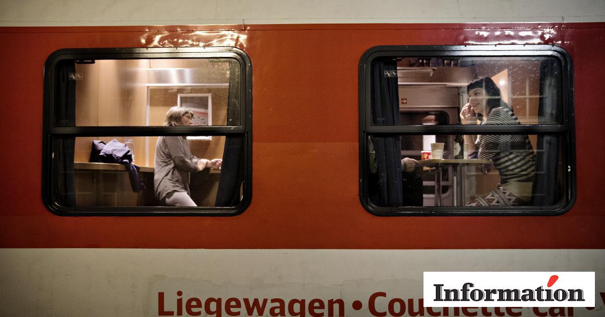 Nattog Til Europa Vil Vaere En Ny Mulighed For Baeredygtige Rejsende