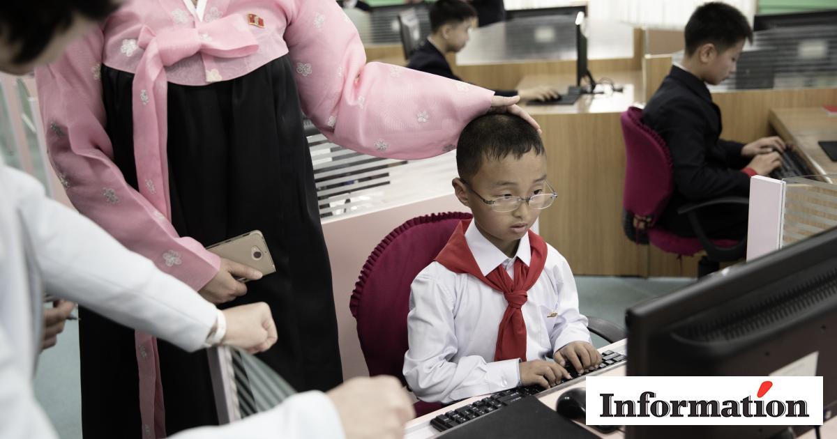 Set fra Nordkorea er USA ikke til at stole på   Information