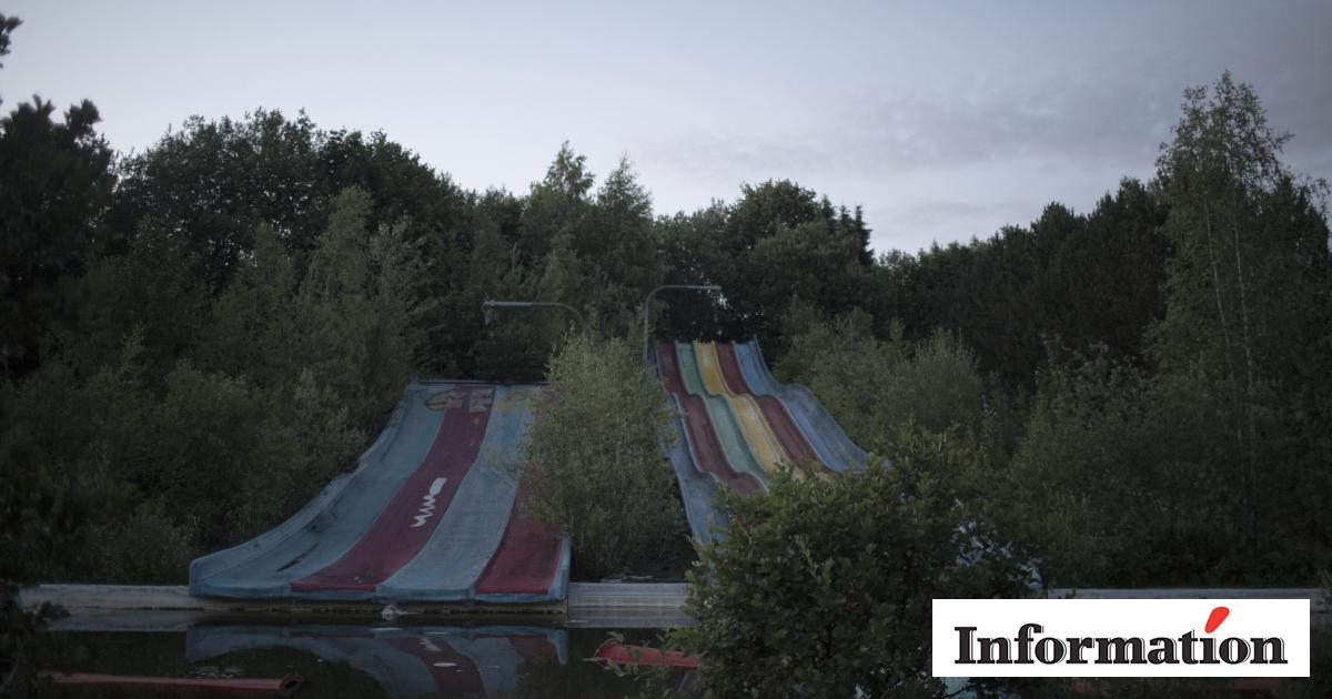 En Tur Gennem Det Nedlagte Fyns Sommerland Minder En Om En Svunden