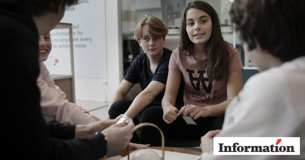 bdb36acf Drenge er direktører, piger gør rent – kønsstereotype opfattelser præger  stadig unges valg | Information