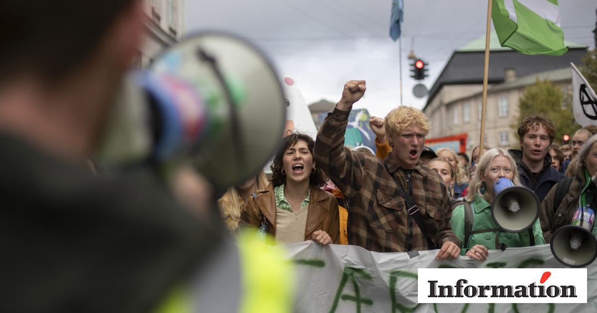 Klimaaktivisterne skal lære af deres historiske forgængere og...