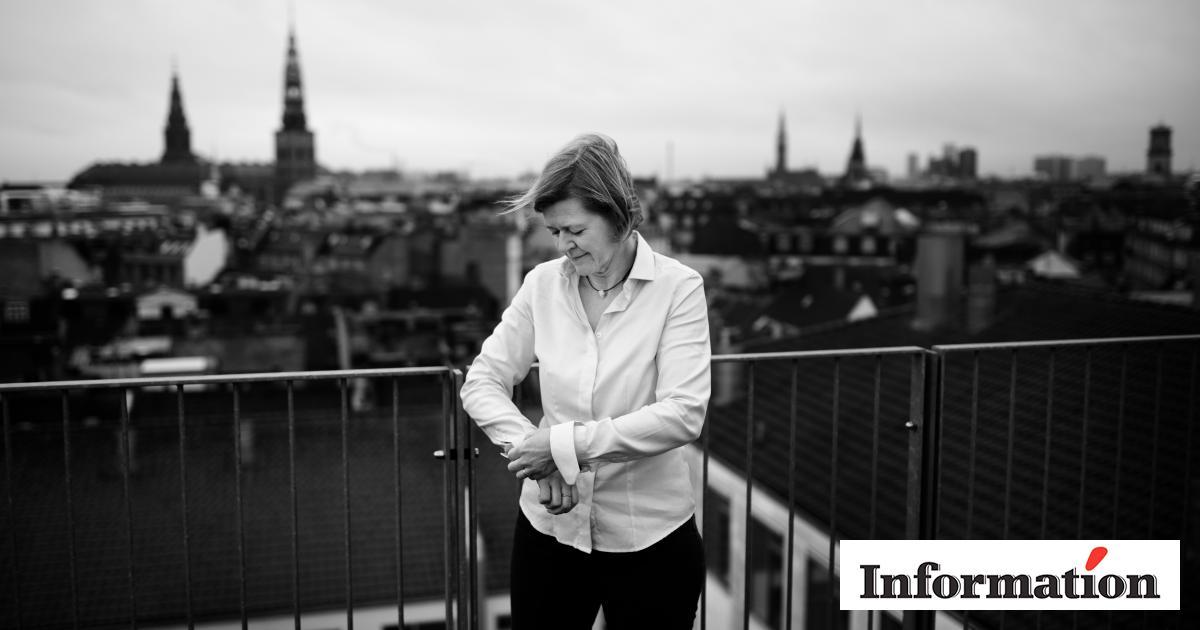 Josephine Fock: Vi er sat i verden for at...
