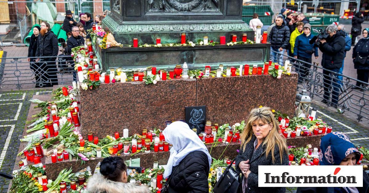 Hanau: »Når vi migranter flytter hjem, har Tyskland...