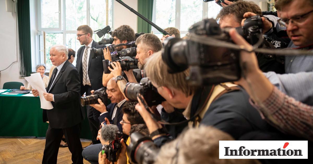 Europas Ledere Bor Gribe Ind Og Stoppe Det Sundhedsfarlige Og Udemokratiske Valg I Polen Information