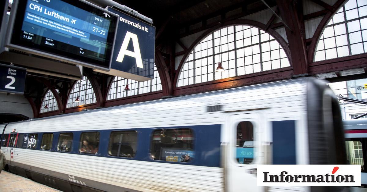 Danske jernbaners elendige tilstand skyldes politiske beslutninger