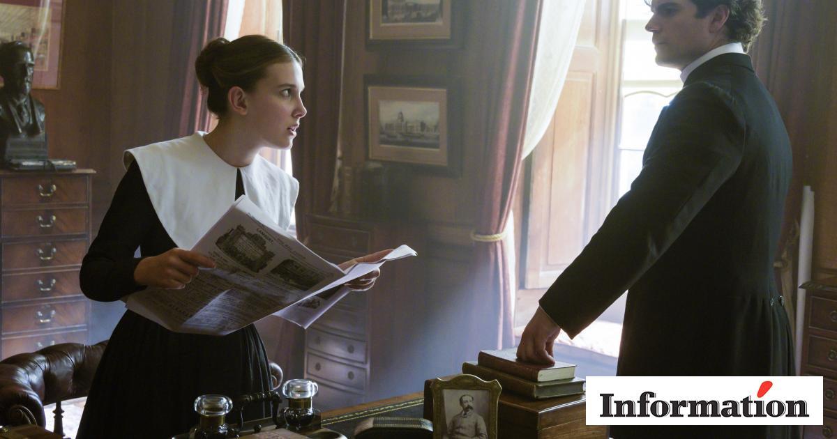 Enola Holmes føjer fine, feministiske facetter til Sherlock...