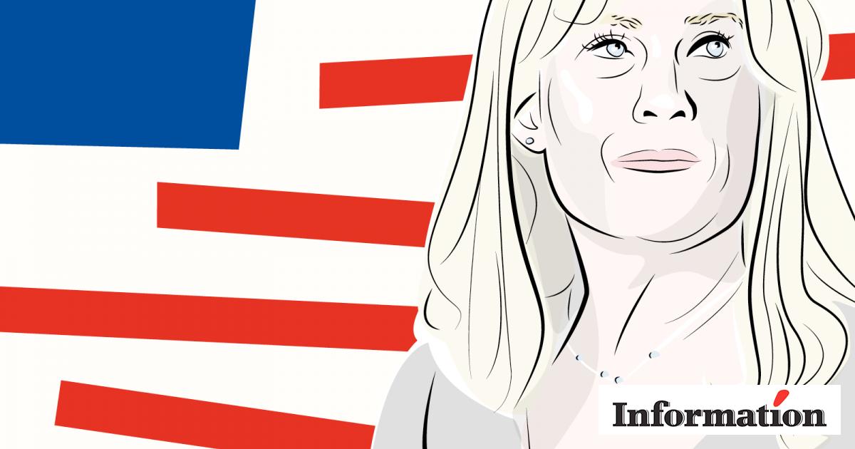 Forstå det splittede USA med Sarah Churchwell...