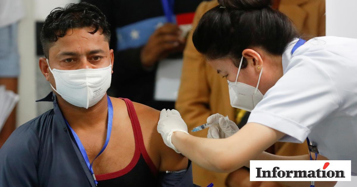 Indien vil vaccinere 300 millioner inden juli ...