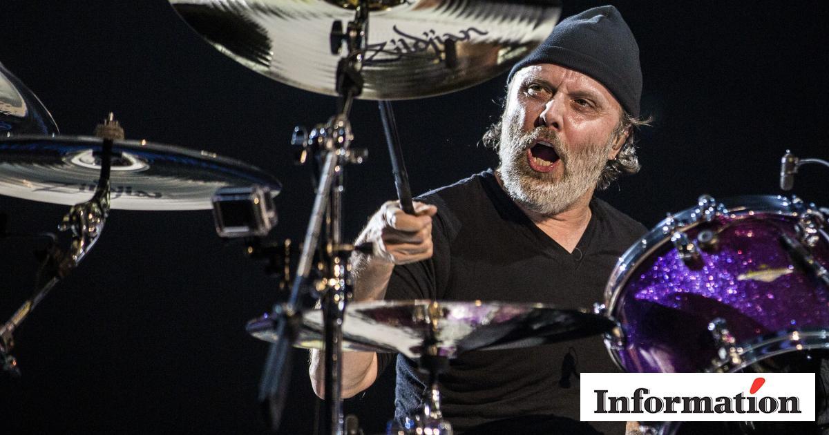 Lykken er en intimkoncert med Metallica på lorteøen
