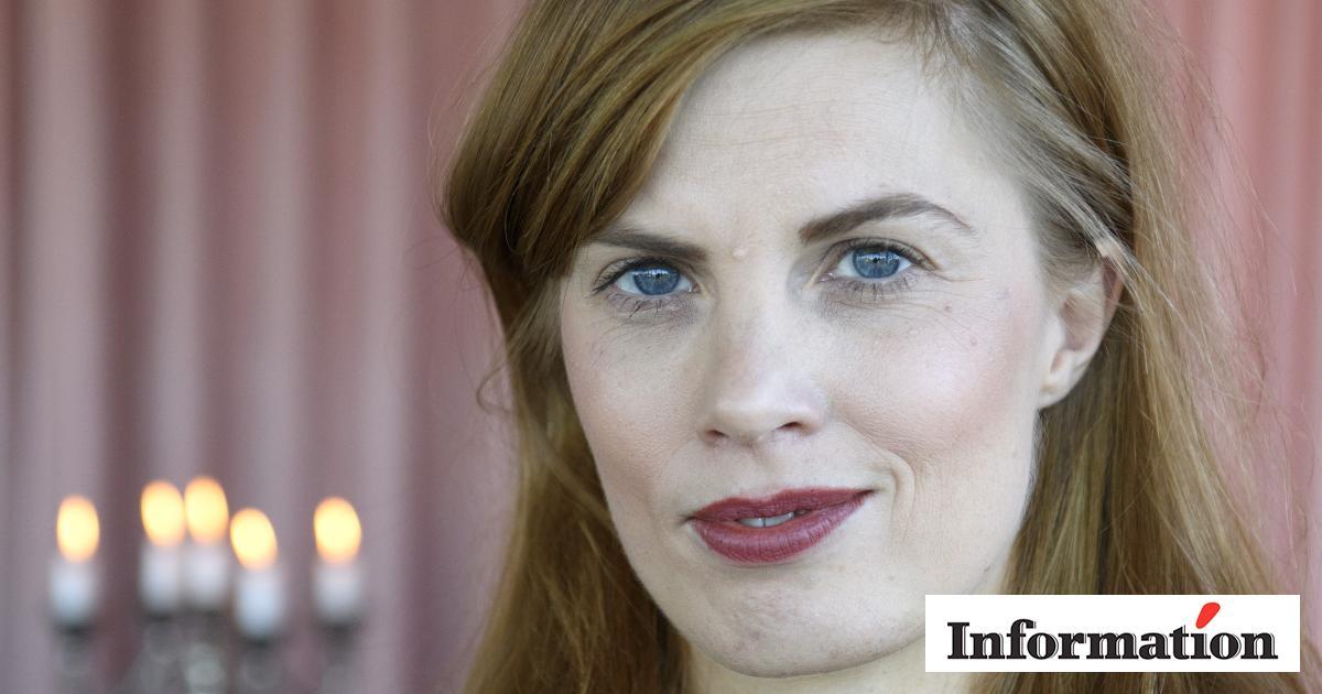 Lydia Sandgren: »Engang sad jeg på cafeerne i Gøteborg og forstod ikke så meget af det hele«