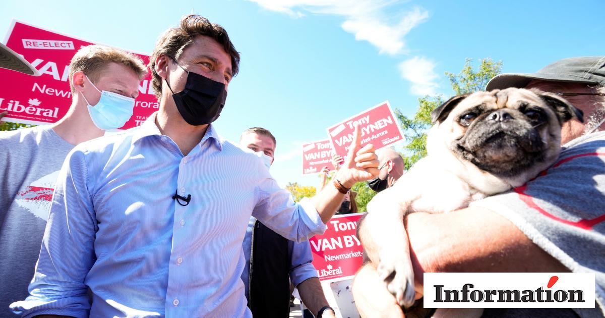 Efter sommerens hedebølger og skovbrande er klima et ledende tema i Canadas valgkamp