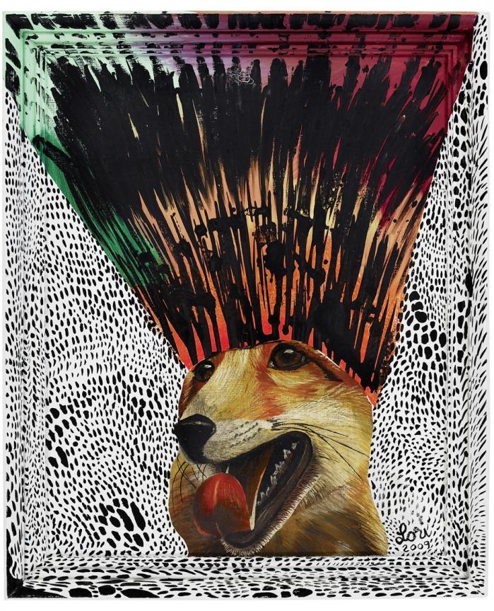 Destinys Child. 51x42. Acrylic on canvas. 2009