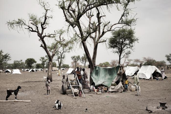 Ingen enad front for fred i sydsudan