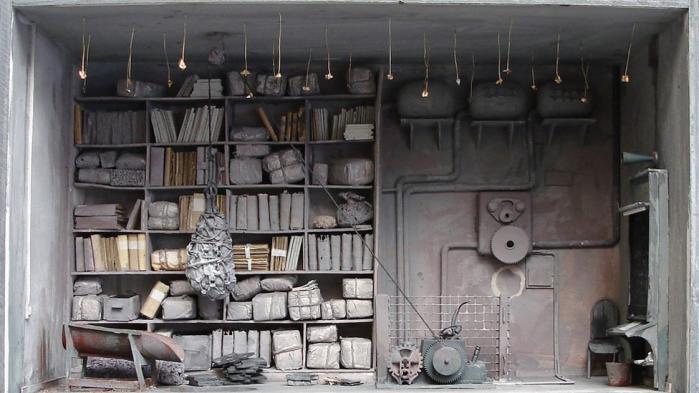 Marc Giai-Miniets miniaturebiblioteker