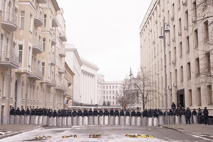 Problemerne med politivold i Ukraine bliver tydelige i disse dage, hvor demonstranter i Kiev med vold og magt bliver forhindret i at komme til orde. Men de seneste dages problemer varierer ikke fra normalen i Ukraine