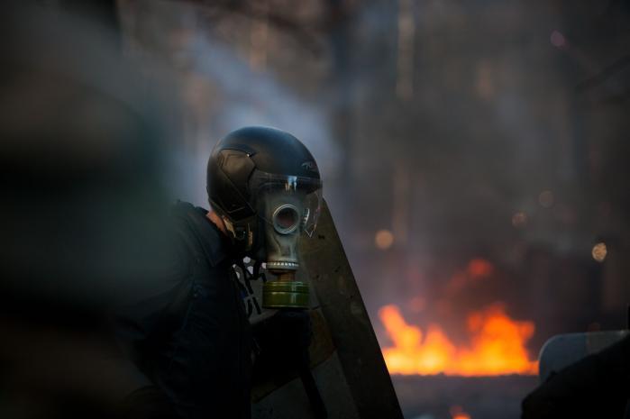 Kijev 18. februar 2014