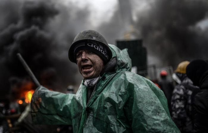 Kijev 20. februar 2014