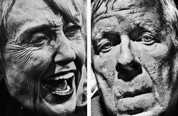 Politik er showbiz for grimme mennesker