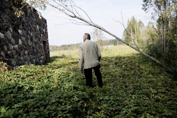 Russisk statsløs i Letland