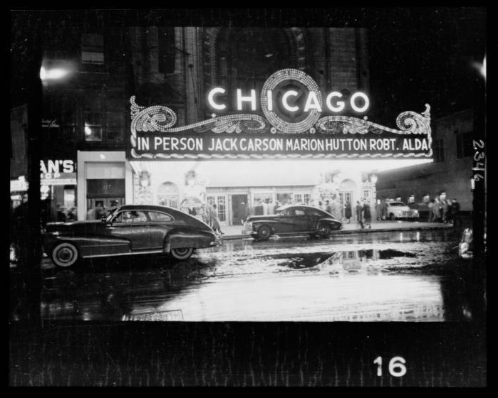 Stanley Kubrick: Chicago 1949